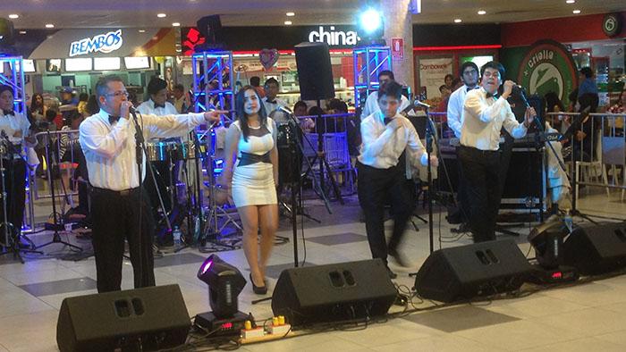 III Aniversario del Quinde Shopping Plaza Ica