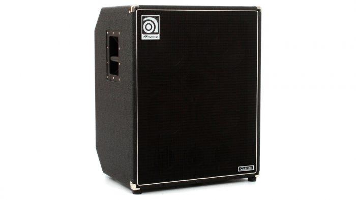 "Gabinete de Bajo Ampeg Mod. SVT-410HLF, 4x10"", de 500 Watts"