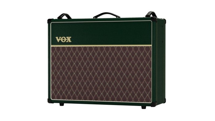 Amplificador de Guitarra VOX Mod. AC30C2, de 30 vatios, 2 x 12 Celestion G12M Greenback Speakers